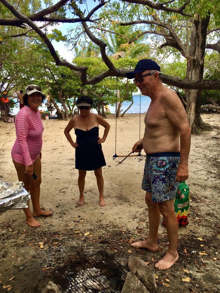 Les plages du Robert en Martinique