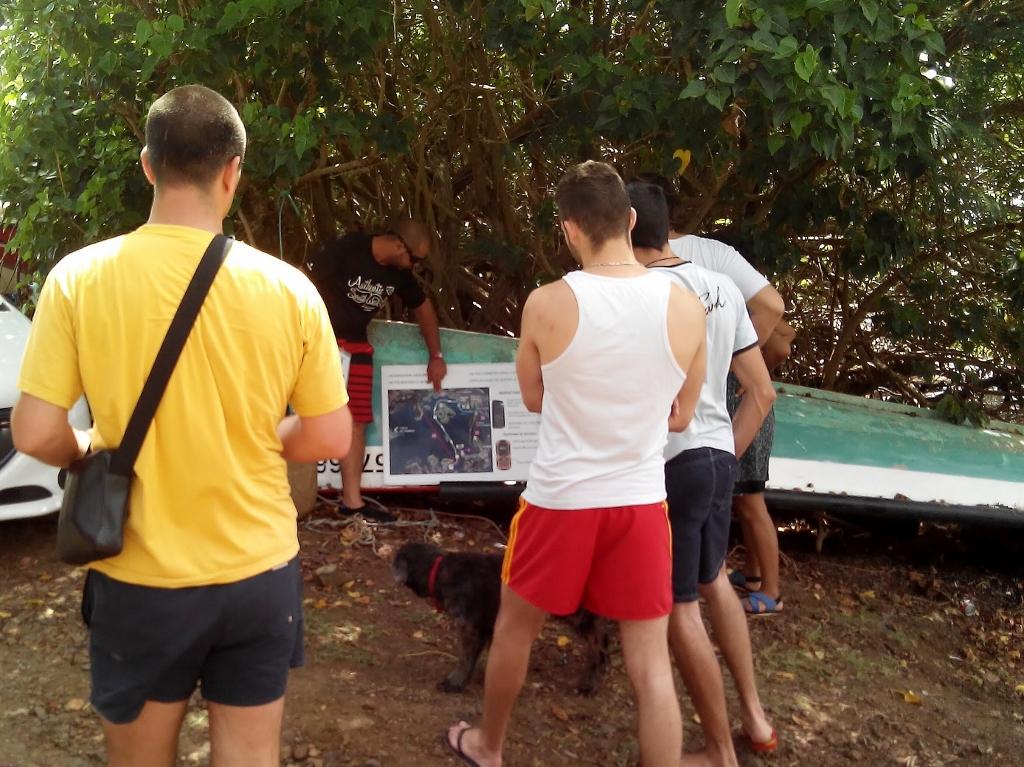 Comment piloter un bateau moteur sans permis - Martinique, Ticanots