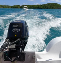 Après quelques conseils, vous êtes libre de naviguer dans la baie