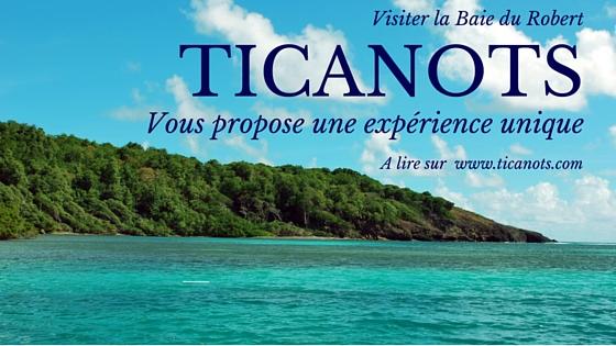 Balade bateau en Martinique : Pourquoi Ticanots?