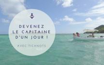 la location de bateaux en Martinique à moteur et sans permis de Ti Canots
